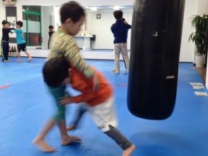 kidsレスリング2