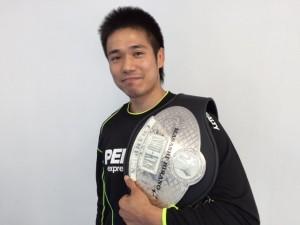 平野チャンピオン