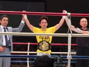 佐々木大蔵チャンピオン1